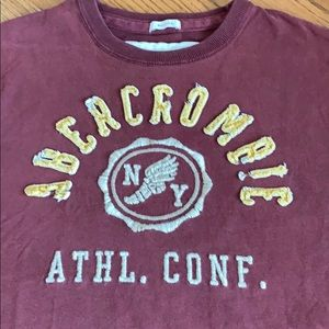 Abercrombie and Fitch Muscle Tee Lg Man Shirt